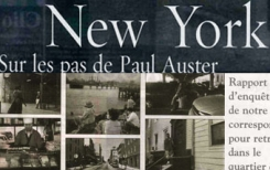 Paul Auster nyomában, New York
